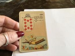 Carte A Jouer Carreaux  Livre - Speelkaarten