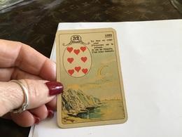Carte A Jouer Cœur Lune - Speelkaarten