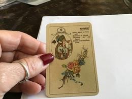 Carte A Jouer Pique Bouquet - Speelkaarten