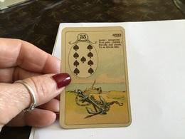 Carte A Jouer Pique Ancre - Speelkaarten