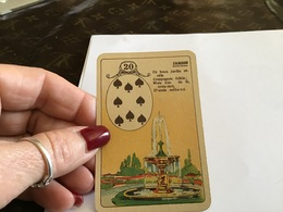 Carte A Jouer Pique Jardin - Speelkaarten