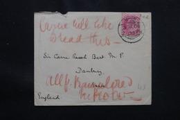 INDE - Enveloppe Pour Le Royaume Uni En 1906, Affranchissement Plaisant - L 57183 - 1902-11 King Edward VII