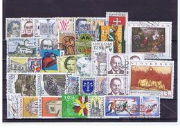 Slowakei, 34 Marken Gestempelt / Used - Slovakia