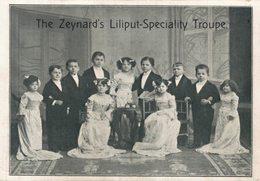 THE ZEYNARD'S LILIPUT-SPECIALITY TROUPE - Cirque