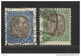 Iceland 1902 Postage Due - Gebruikt