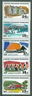POLYNESIE - N° 72** MNH à 76** LUXE FRAICHEUR POSTALE - Unused Stamps