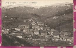 D88 - ORBEY  - Vue Vers Le Lac Blanc Et Le Village - France