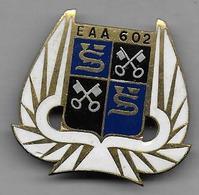 Entrepot Armée De L'Air 602 - Insigne Drago Paris A666 - Armée De L'air