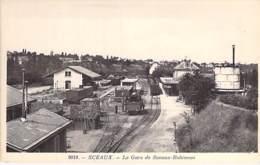92 - SCEAUX : La Gare De SCEAUX - ROBINSON - CPA - Hauts De Seine - Sceaux