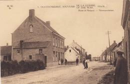 1914-18 / GUERRE / OORLOG / OOSTDUINKERKE / NIEUWPOORTSTRAAT - Guerra 1914-18