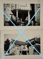 Photox2 TROIS PONTS Région Stavelot Malmedy Hôtel Beau Site 1950 - Lieux