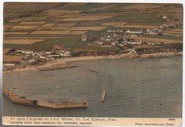 REF 480 :  CPSM Eire Irlande Ireland Kilmore Quay  Ballyteigue Bay - Otros