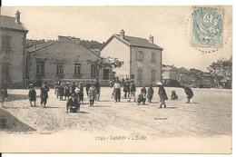 CADOLIVE. L ' ECOLE - Autres Communes