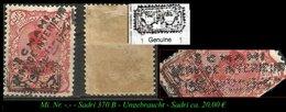 1906 - Mi. Nr. -.- - Sadri Nr. 370 B  - Ungebraucht - Irán