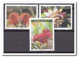 Burundi 2008, Postfris MNH, Flowers - Burundi