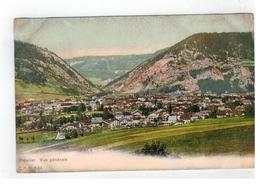 Fleurier   Vue Générale C P N 644    1905 - Suisse
