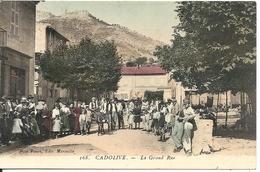 CADOLIVE. LA GRANDE RUE - Andere Gemeenten
