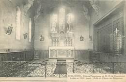 CPA Besançon-Abbaye Cistercienne De Notre Dame De Consolation       L2982 - Besancon