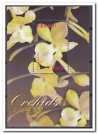 Burundi 2004, Postfris MNH, Flowers, Orchids - Burundi