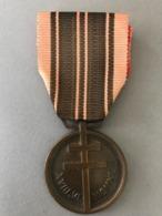 MEDAILLE De La RESISTANCE - Médailles & Décorations