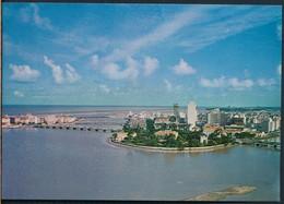 °°° 19808 - BRASIL - RECIFE - VISTA AEREA , BIRD'S EYE VIEW °°° - Recife