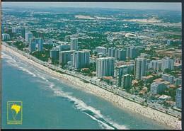 °°° 19809 - BRASIL - RECIFE - VISTA AEREA , PRAIA DE BOA VIAGEM °°° - Recife