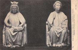 Chartres (Musée De Sculpture Comparée) - Cathédrale - Figures Du Porche Sud - Sculptures