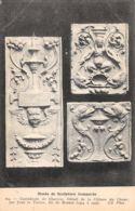 Chartres (Musée De Sculpture Comparée) - Cathédrale - Détail De La Clôture Du Choeur Par Jean Le Texier - Sculptures
