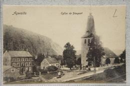 CPA AYWAILLE Région Remouchamps Nonceveux Eglise De Dieupart - Aywaille