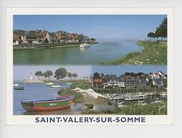 Saint Valéry Sur Somme - Multivues Couleurs Et Lumière De France - Saint Valery Sur Somme