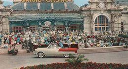 VICHY Concours D'Elégance Automobile Chevrolet BelAir Convertible 1955 - Turismo