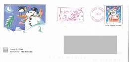 PAP - Lettre Père Noël 2002. Livourne. - PAP:  Varia (1995-...)