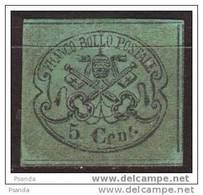 1867 - Papal States, Kirchenstaat, ITALY - Stato Pontificio