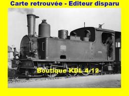 BVA 649-07 - Train - Loco Corpet-Louvet 030 T N° 41 En Gare - ETABLES - Côtes D'Armor - CdN - Etables-sur-Mer