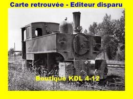BVA 649-10 - Loco Blanc-Misseron 030 T N° 1 (ex CdN) - Les Malavaux - CUSSET - Allier - Andere Gemeenten