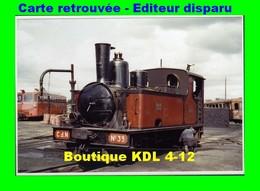 BVA 649-11 - Loco Corpet-Louvet 030 T N° 39 Au Dépôt - SAINT-BRIEUC - Côtes D'Armor - CdN - Saint-Brieuc