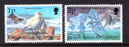 1983 - BRITISH ANTARTIC TERRITORY - Mi  276/277 - NH -  (CW1822.35) - Nuovi