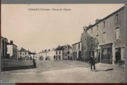 85 - CUGAND - Place De L'Eglise - Andere Gemeenten