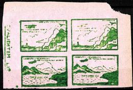 186 - COLOMBIE  - 1920 - AIR MAIL - SCADTA - PRIVATE LITHO REPRINT - FORGERIES, FALSES, FAKES, FAUX, FALSOS - Timbres