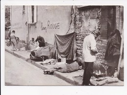 CP 31 TOULOUSE Rue Arnoult Le Dimanche Matin Les Abords De La Brocante - Toulouse