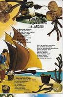 35 - CANCALE   - Chanson Des Huitres - Cancale