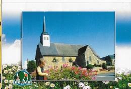35 - FEINS - L'Église - Autres Communes