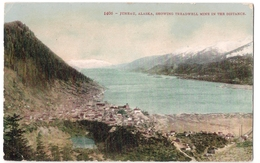 Juneau - Alaska - Showing Treadwell Mine In The Distance /P603/ - Juneau