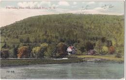 The Lake - Pine Hill - Catskill /P603/ - Catskills