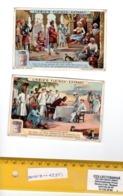 Koloniengründungen -1146 ( LOOS 1145 )Origine De Diverses Colonies Liebig Set Complete,  SUISSE, GERMAN - Liebig