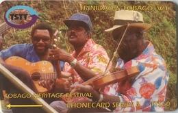 TRINITE & TOBAGO  -  Phonecard  - TSTT  - Tobago Heritage Festival  -  TT $ 60 - Trinidad En Tobago