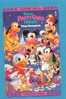 JAPAN  Magnetic Card NTT - DISNEY - Disney