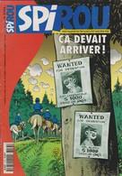 Magazine Spirou N°3133 De 1998: Les Tuniques Bleues Spirou Sikorski Hausman - Spirou Magazine