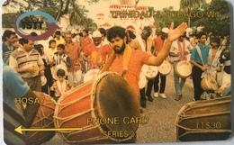 TRINITE & TOBAGO  -  Phonecard  - TSTT  - HOSAY  -  TT $ 30 - Trinidad En Tobago
