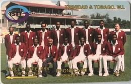 TRINITE & TOBAGO  -  Phonecard  - TSTT  - TT $ 15 - Trinidad En Tobago